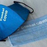 combat covid face covering