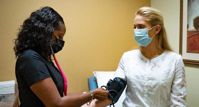 concierge medicine of jupiter blood pressure