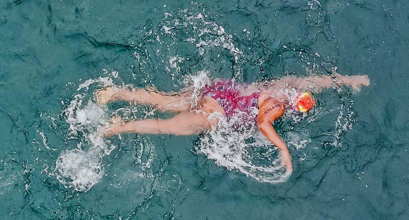 arthritis swim exercise